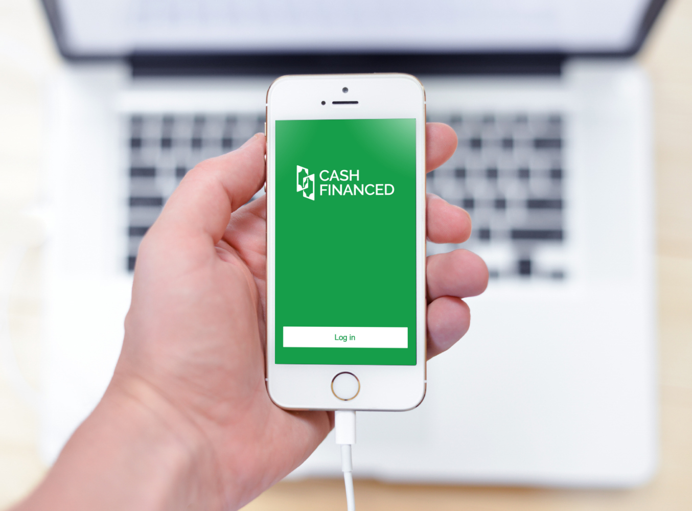 Sample branding #3 for Cashfinanced