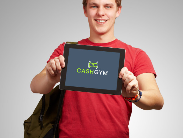 Sample branding #3 for Cashgym