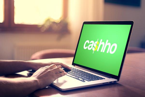 Sample branding #1 for Cashho