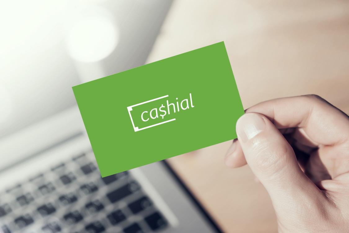 Sample branding #3 for Cashial