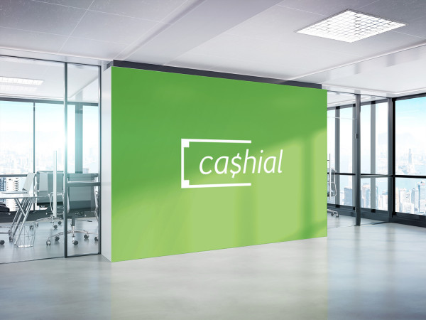 Sample branding #2 for Cashial