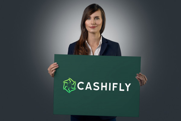 Sample branding #2 for Cashifly