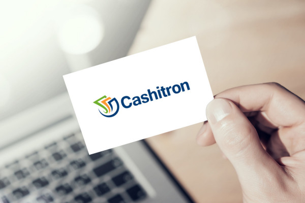 Sample branding #3 for Cashitron