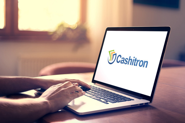 Sample branding #2 for Cashitron