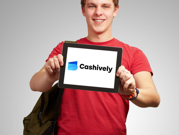 Sample branding #3 for Cashively