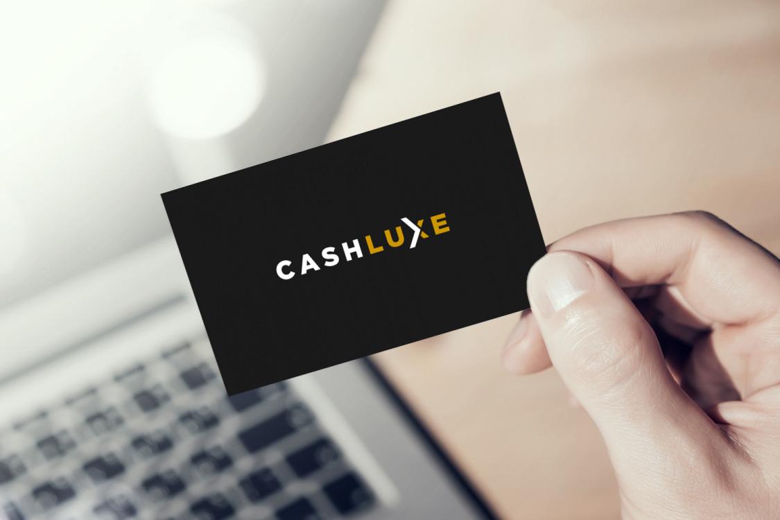 Sample branding #1 for Cashluxe