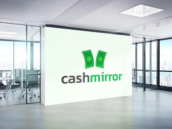 Sample branding #1 for Cashmirror