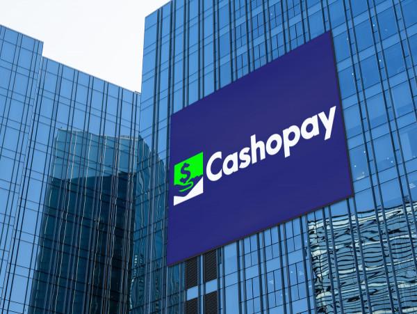 Sample branding #1 for Cashopay