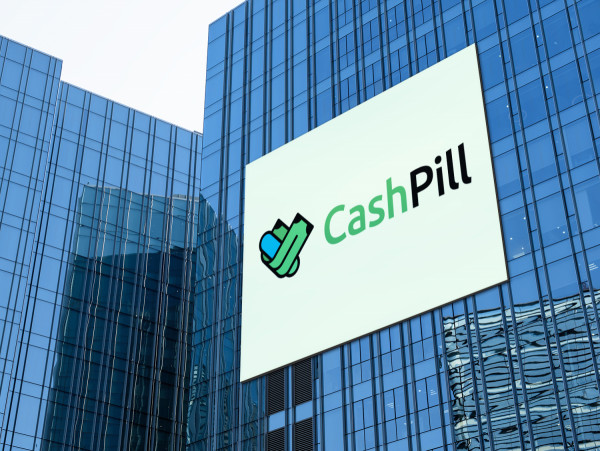 Sample branding #3 for Cashpill