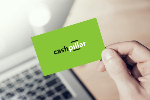 Sample branding #2 for Cashpillar