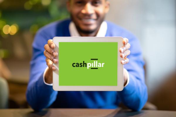 Sample branding #3 for Cashpillar