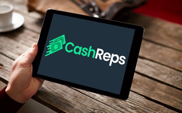 Sample branding #2 for Cashreps