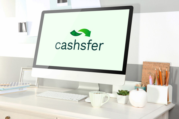Sample branding #2 for Cashsfer