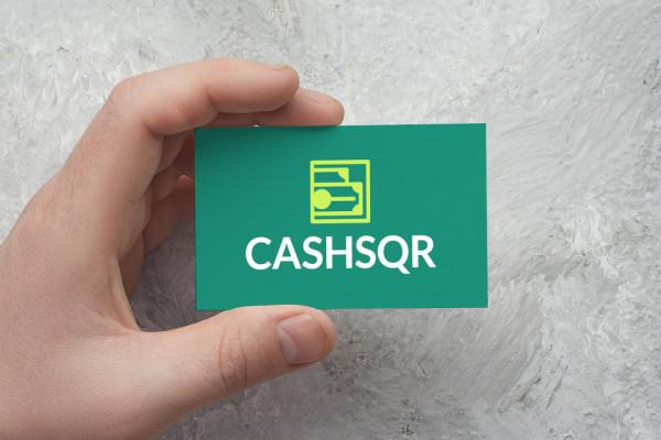 Sample branding #3 for Cashsqr