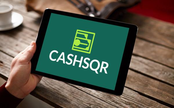Sample branding #1 for Cashsqr