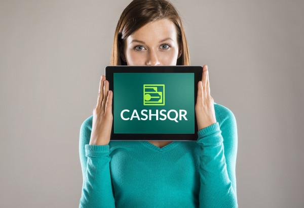 Sample branding #2 for Cashsqr