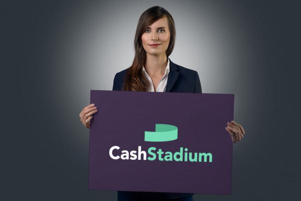 Sample branding #3 for Cashstadium
