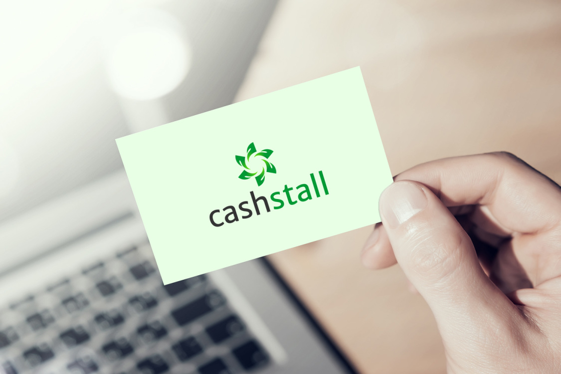Sample branding #2 for Cashstall