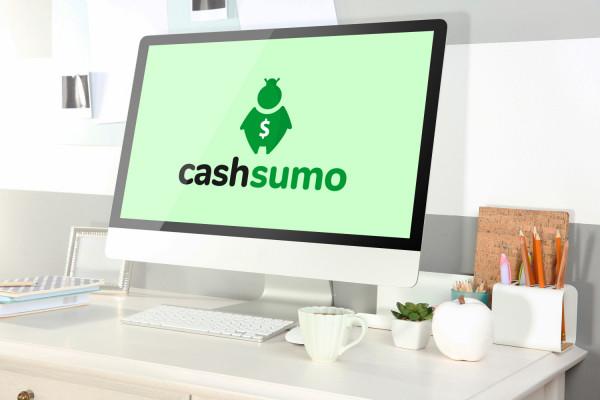 Sample branding #2 for Cashsumo