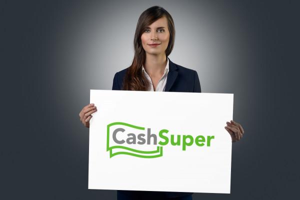 Sample branding #3 for Cashsuper