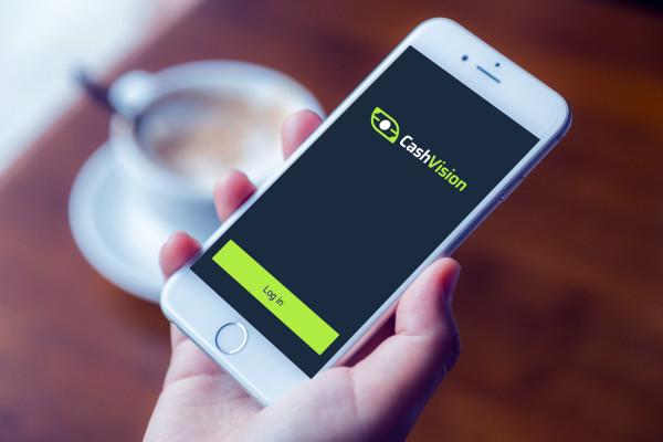 Sample branding #2 for Cashvision