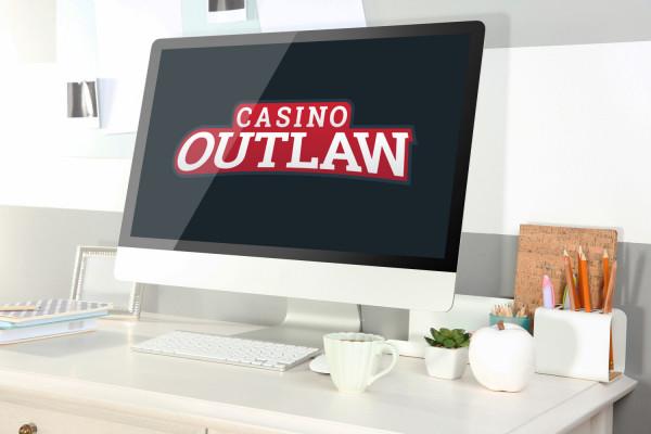 Sample branding #3 for Casinooutlaw
