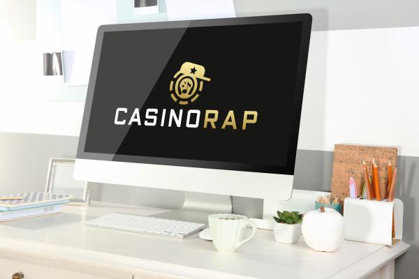 Sample branding #2 for Casinorap