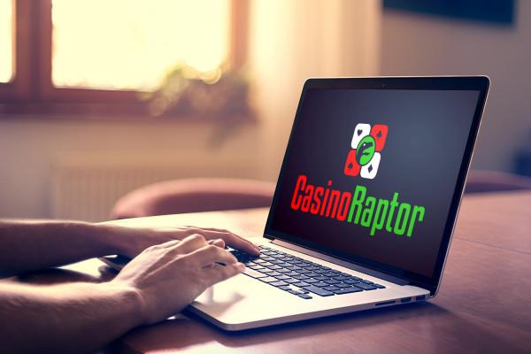Sample branding #3 for Casinoraptor