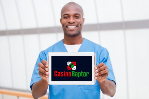 Sample branding #2 for Casinoraptor