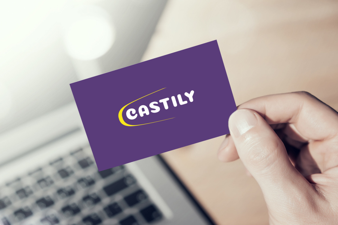 Sample branding #3 for Castily
