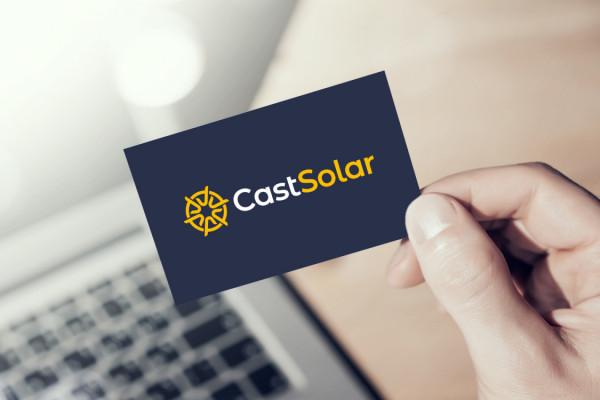 Sample branding #1 for Castsolar