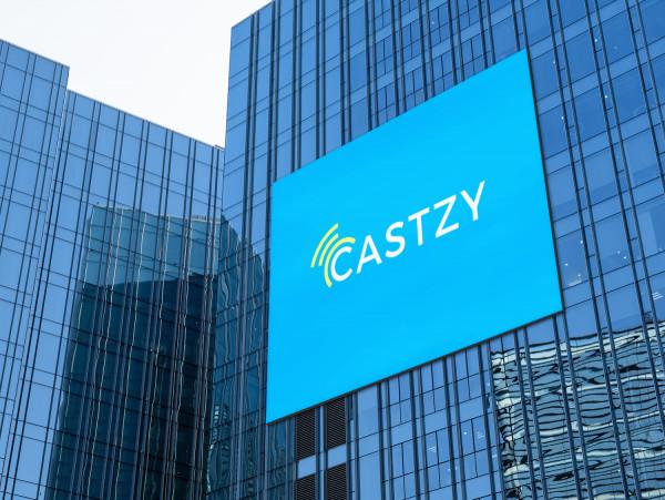 Sample branding #1 for Castzy