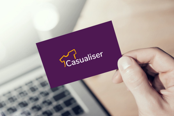Sample branding #3 for Casualiser