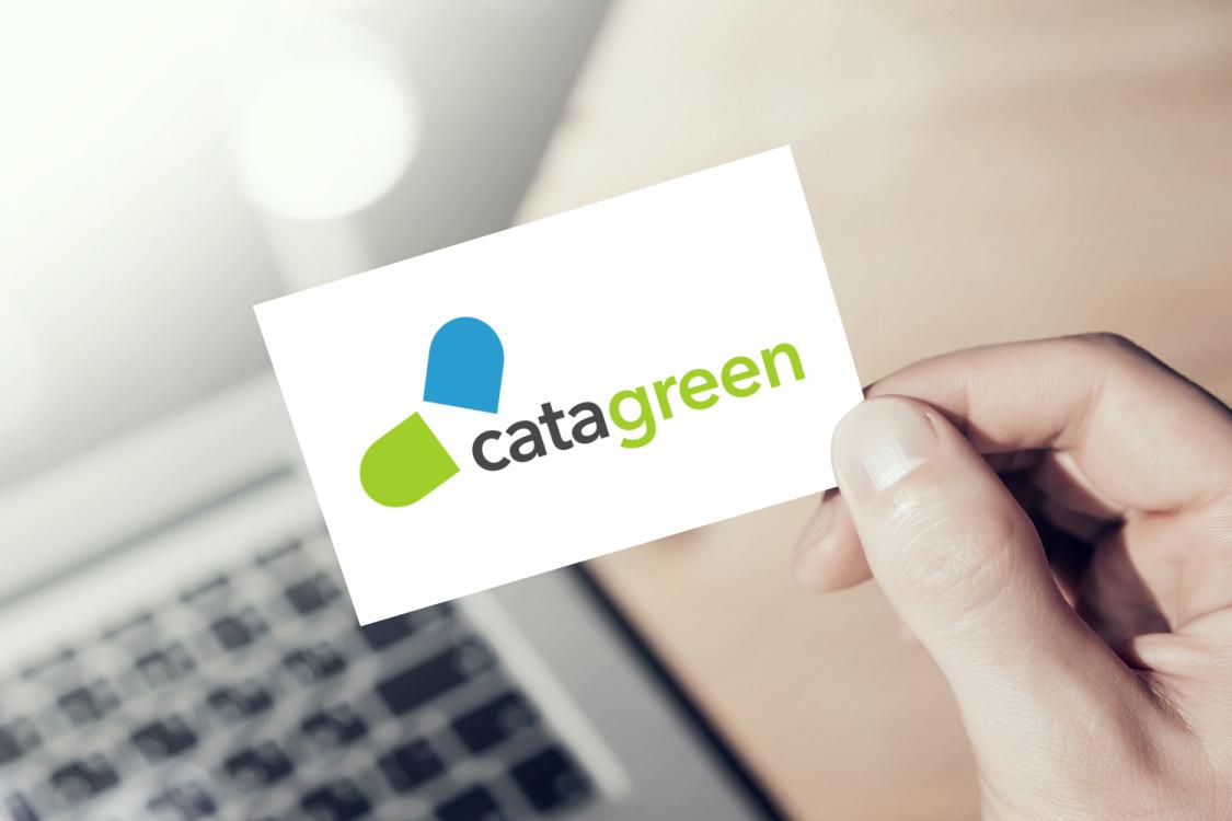 Sample branding #3 for Catagreen