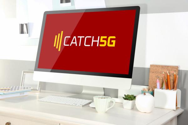 Sample branding #3 for Catch5g