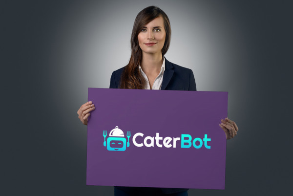Sample branding #1 for Caterbot