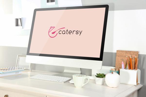 Sample branding #2 for Catersy