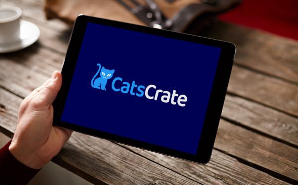 Sample branding #3 for Catscrate