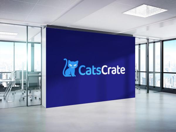 Sample branding #1 for Catscrate