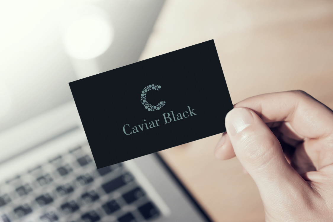 Sample branding #3 for Caviarblack