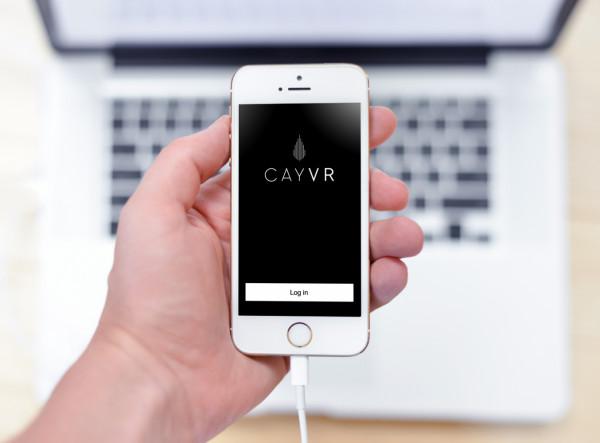Sample branding #3 for Cayvr