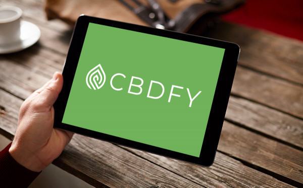 Sample branding #2 for Cbdfy