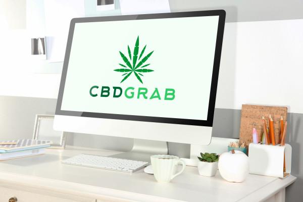 Sample branding #2 for Cbdgrab