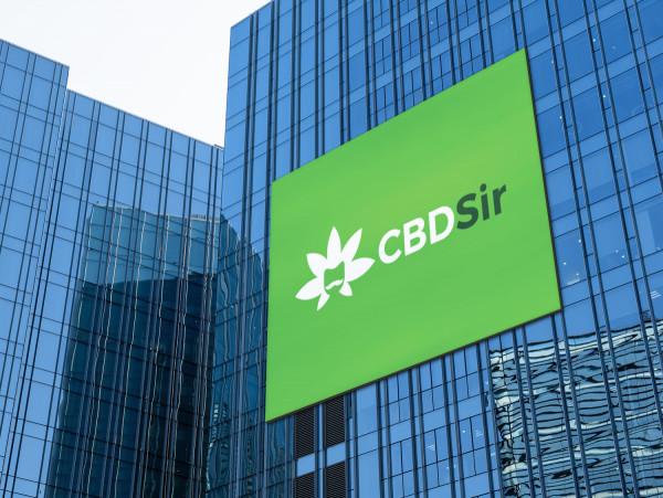 Sample branding #2 for Cbdsir