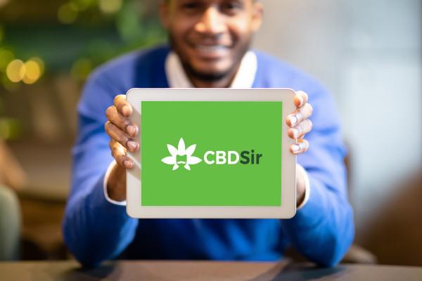 Sample branding #1 for Cbdsir