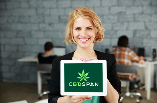 Sample branding #3 for Cbdspan