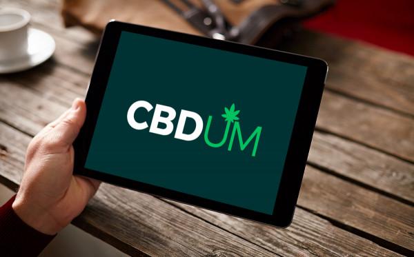 Sample branding #2 for Cbdum