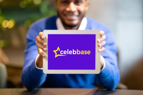 Sample branding #2 for Celebbase