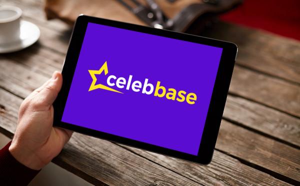 Sample branding #3 for Celebbase