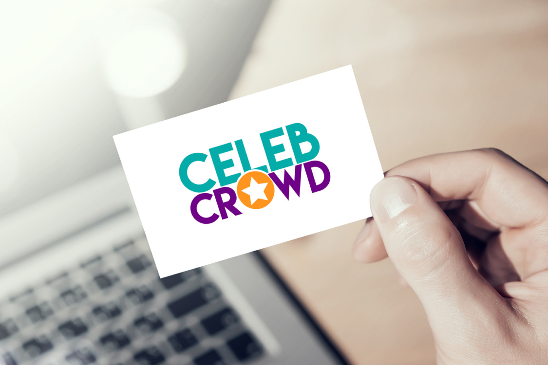 Sample branding #1 for Celebcrowd